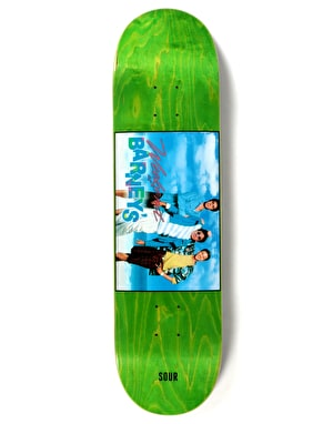 Sour Barney Weekend Skateboard Deck - 8.1