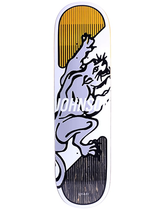 Quasi Johnson 'Penn' Two Skateboard Deck - 8.5""