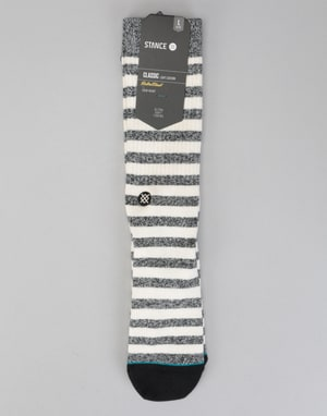 Stance Honey Butter Blend Classic Light Socks - Black