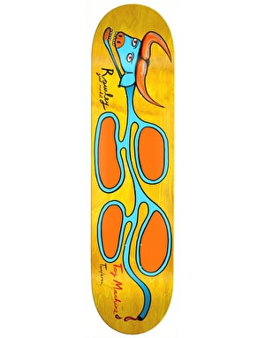 Toy Machine Rowley Guest Skateboard Deck - 8.5