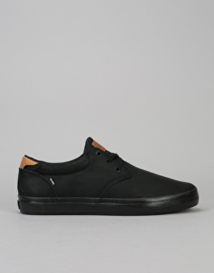 Globe Willow Skate Shoes - Black/Black