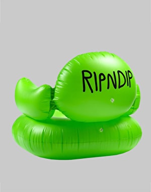 RIPNDIP We Out Here Inflatable Chair - Green