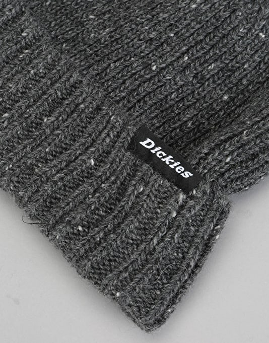 Dickies Abington Beanie - Charcoal Grey