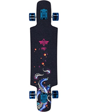 Dusters Okto Drop Through Longboard - 38.5