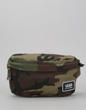 Vans Burma Cross Body Bag - Camo