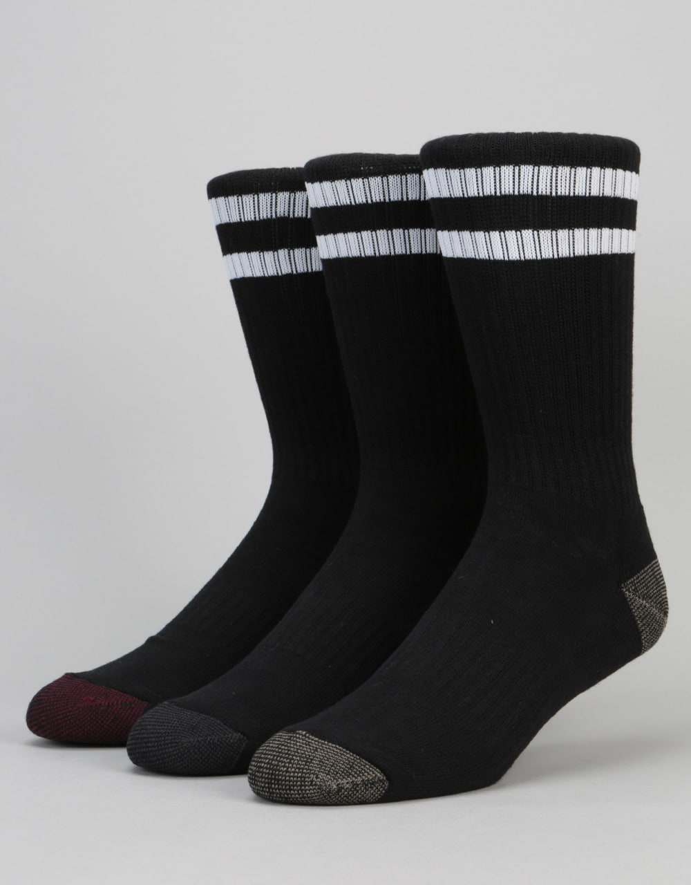 Globe Carter Crew Socks 5 Pack