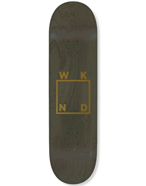 WKND Gold Logo Team Deck - 8.25
