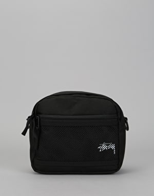 Stüssy Stock Pouch - Black
