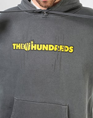 The Hundreds x Garfield Bar Pullover Hoodie - Pigment Black