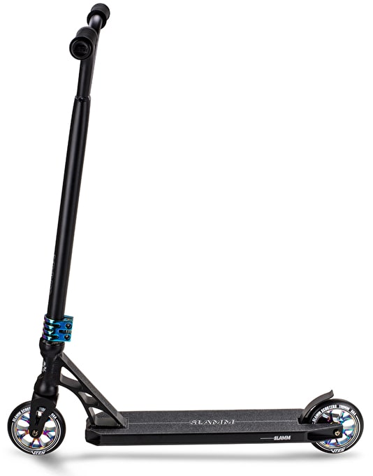 Slamm Assault III Scooter - Black