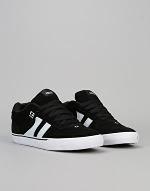 Globe Encore 2 Skate Shoes - Black/White