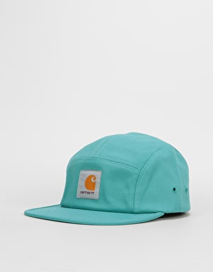 Carhartt Backley 5 Panel Cap - Soft Teal