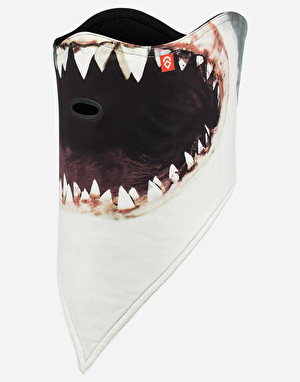 Airhole Standard 2 Layer Facemask - Shark