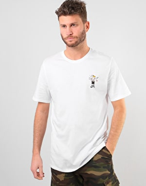Nike SB Pelican T-Shirt - White/Multi-Color
