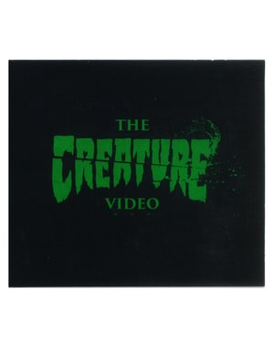 Creature 'The Creature Tour' DVD
