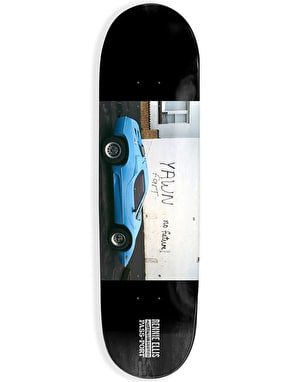 Pass Port x Rennie Ellis No Future Team Deck - 8.125
