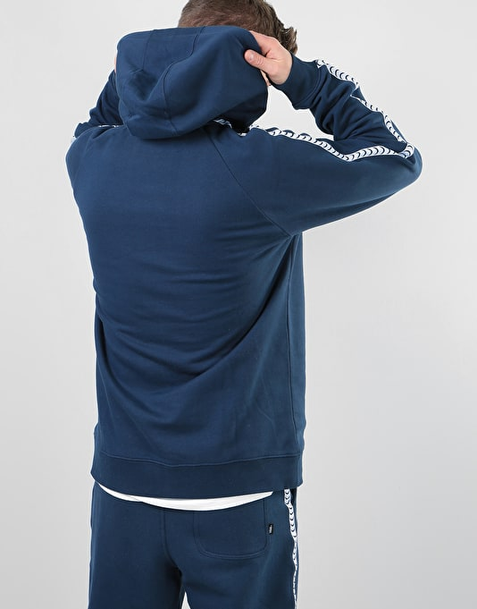 Vans x Spitfire Taped Pullover Hoodie - Dress Blues