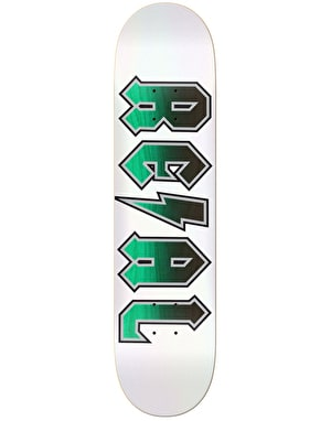 Real Deeds White Out Team Deck - 8.12