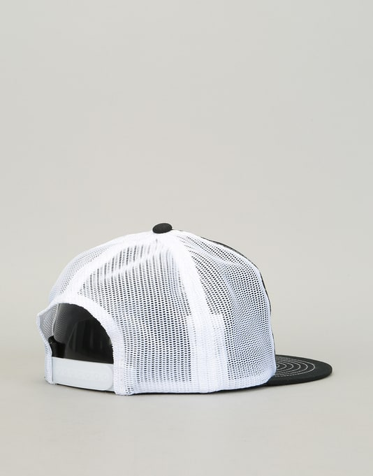 Brixton Stowell High Profile Mesh Cap - Black