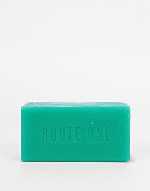 Route One Wax Block - Teal