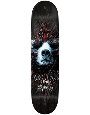 Zero Brockman Bear Impact Light Pro Deck - 8