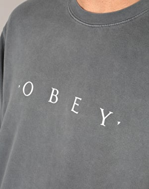 Obey Novel Obey Crew - Dusty Black