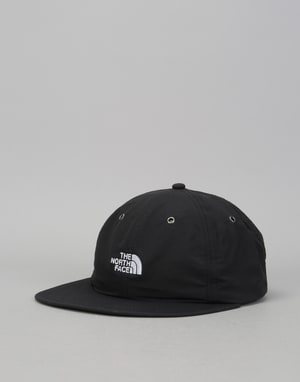 The North Face Throwback Tech Cap - TNF Black/TNF Black