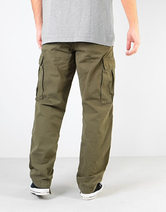 Route One Cargo Pants - Olive