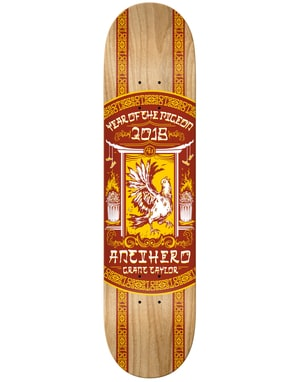 Anti Hero Year of the Pigeon Skateboard Deck - 8.28