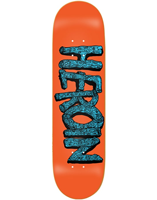 Heroin Log Skateboard Deck - 8.5""