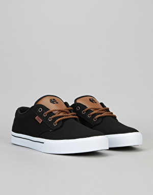 Etnies Jameson 2 ECO Skate Shoes - Black/Raw