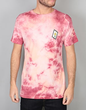 RIPNDIP Therapy T-Shirt - Peach Wash