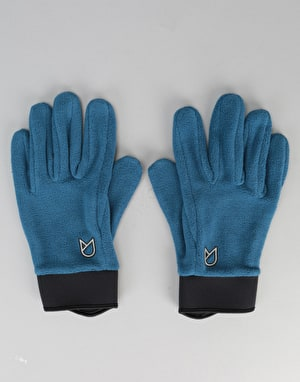 Underhanded Duo Touchscreen Gloves - Prussian Blue