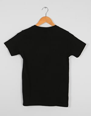 Independent Combo TC Boys T-Shirt - Black