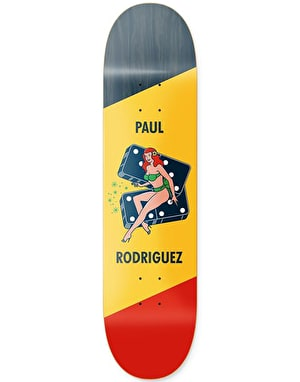 Primitive Rodriguez Pin Up Pro Deck - 8