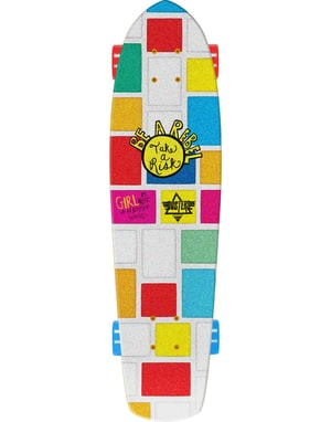 Dusters x GN4LW Flower Power Cruiser - 8.25