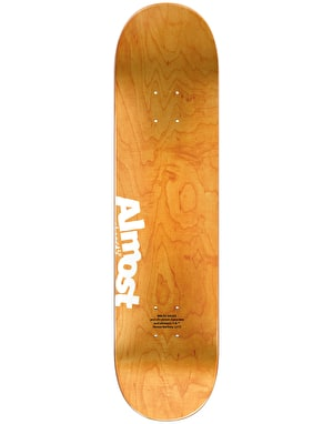 Almost x Hanna-Barbera Mullen Muttley Face Pro Deck - 8