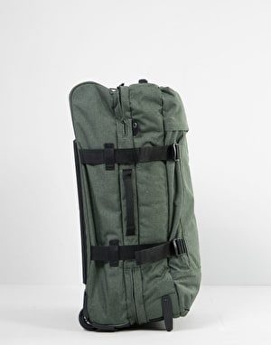 Eastpak Tranverz Medium Wheeled Luggage Bag - Crafty Khaki
