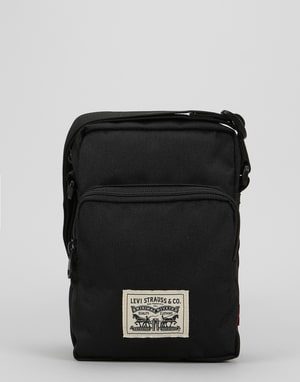 Levis L Series Small Cross Body Bag - Regular Black