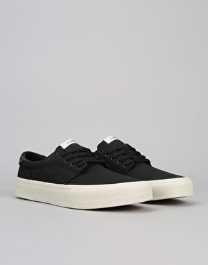 Straye Fairfax Skate Shoes - Black/Bone