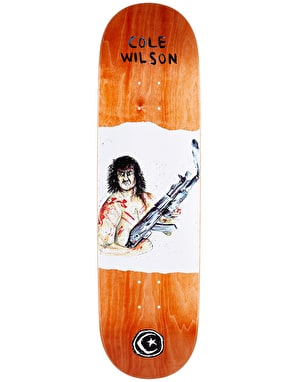 Foundation Wilson Metal Slug Pro Deck - 8.5
