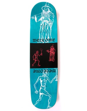 Welcome Sanchez Balloon Boys on Nibiru Skateboard Deck - 8.75