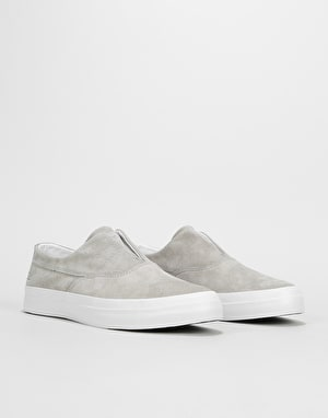 HUF Dylan Slip On Skate Shoes - Ash