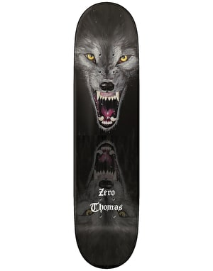 Zero Thomas Wolf Impact Light Skateboard Deck - 8.5