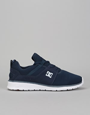 DC Heathrow Shoes - Navy