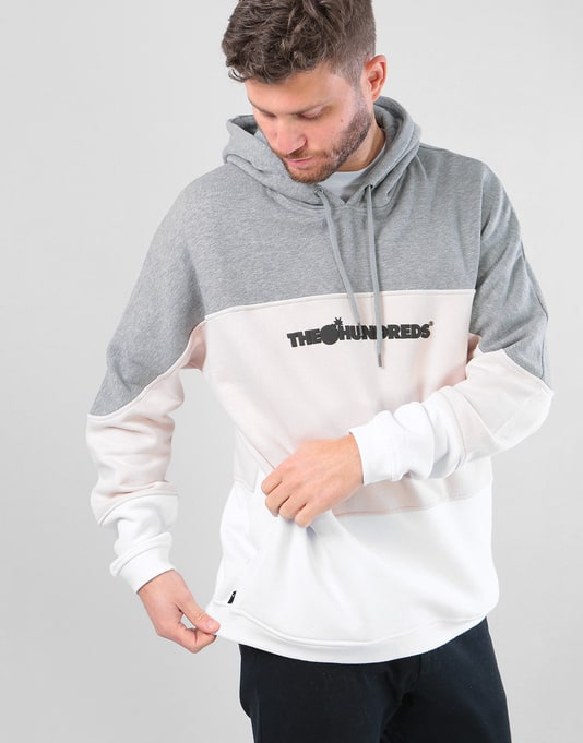 The Hundreds Corpus Pullover Hoodie - Athletic Heather