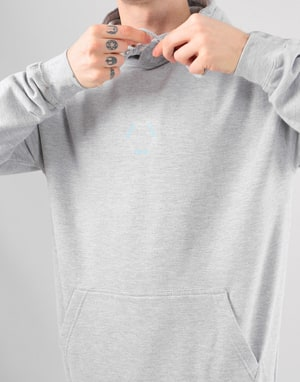 Route One Vortex Pullover Hoodie - Heather Grey