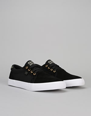 DC Council SD Skate Shoes - Black/Military