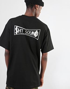 Girl SHT Sound T-Shirt - Black