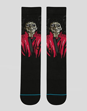 Stance x Michael Jackson Thriller Socks - Black